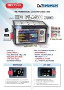 Измеритель ТВ сигнала T2_S2_Rover HD Flash