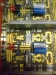 Philips BLF2045 BLF861A схема усилителя с транзисторами