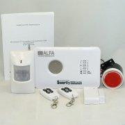 GSM Сигнализация ALFA G10 c установкой